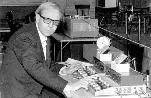 Arne Nordheim anno 1968