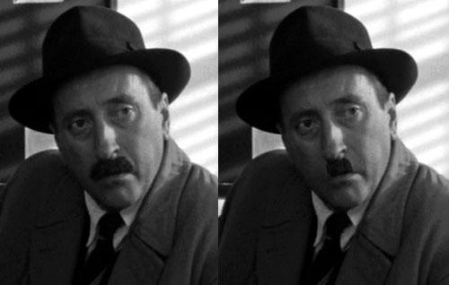 Chief inspector Japp og Charlie Chaplin?
