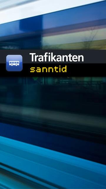 Trafikanten Sanntid