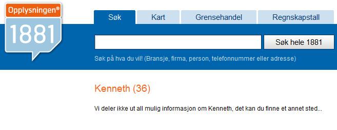 Arme Kenneth