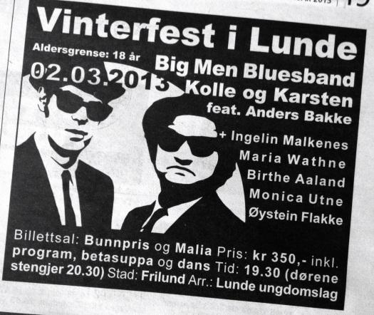 Vinterfest-annonse
