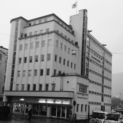Blaauwgården, Leif Grung, 1936.