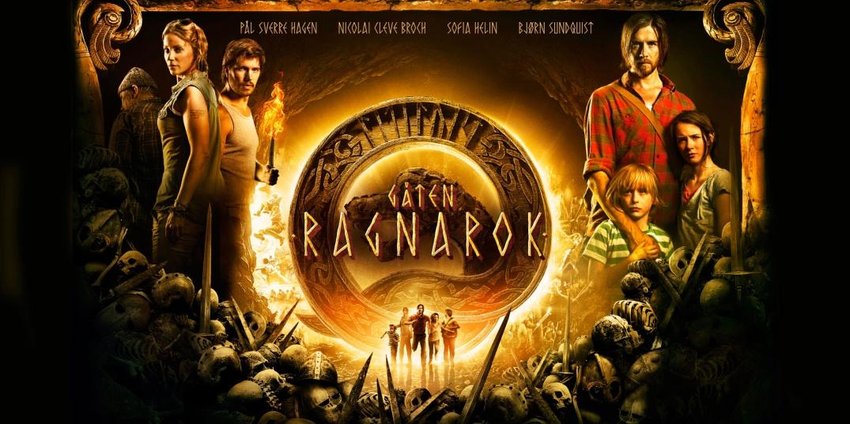Promotion-materiell fra Gåten Ragnarok
