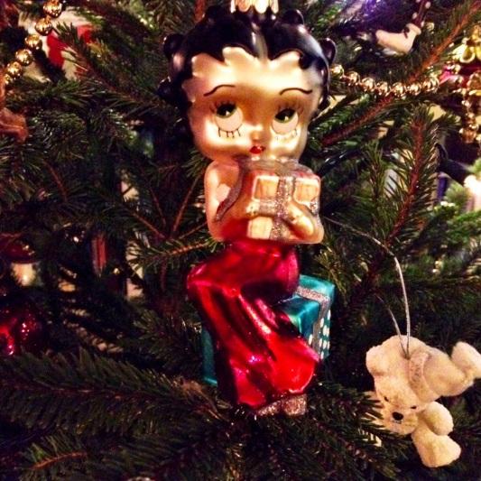 Fruens personlige favoritt, Betty Boop