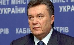 Ukrainas avsatte president Viktor Janukovytsj … orsak: Janukovitsj. Fotograf: Igor Kruglenko/Wikimedia Commons