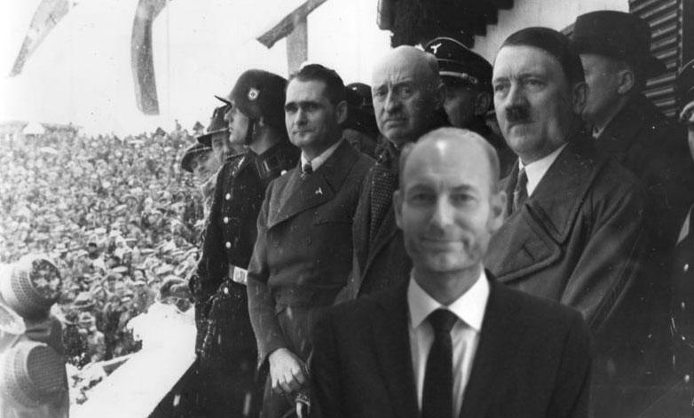 Knut Olav Åmås & co, Berlin, 1936
