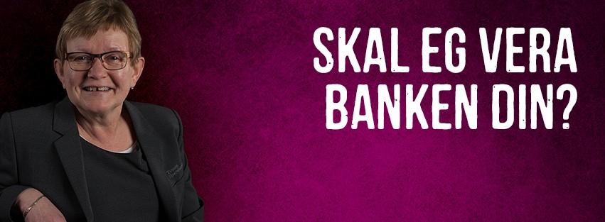 Tysnes Sparebank-reklame