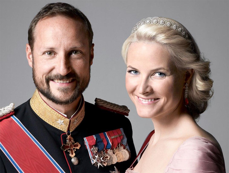 DD.KK.HH. Kronprins Haakon og Kronprinsesse Mette-Marit. Fotograf: Sølve Sundsbø/Det kongelige hoff