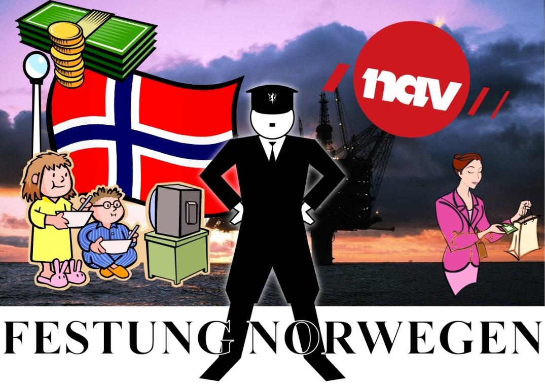 Festung Norwegen