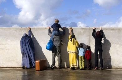 Innvandring. Foto fra Europakommisjonen.