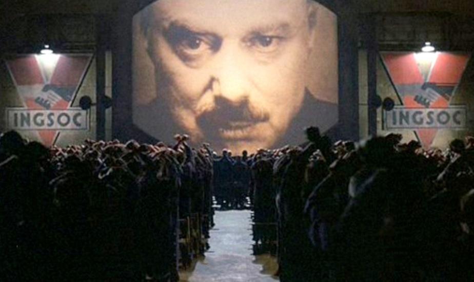 """George Orwells """"1984"""""""