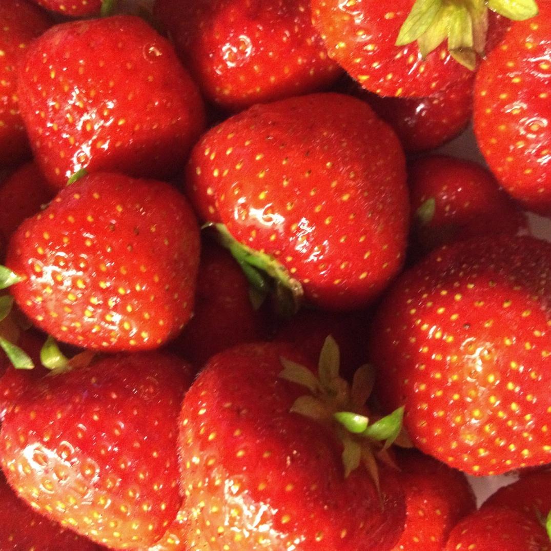 Belgiske EU-jordbær.