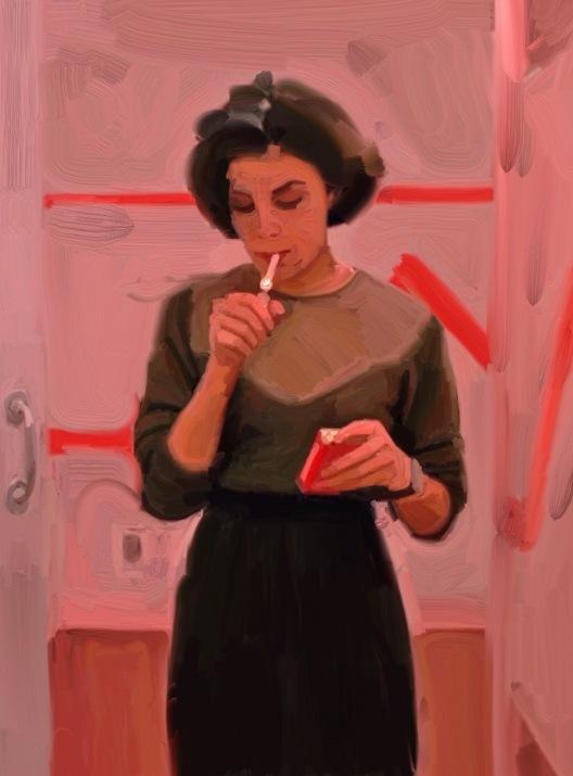 "Audrey Horne, ""Twin Peaks""."