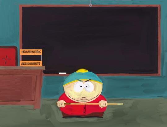 """Eric Cartman, """"South Park""""."""