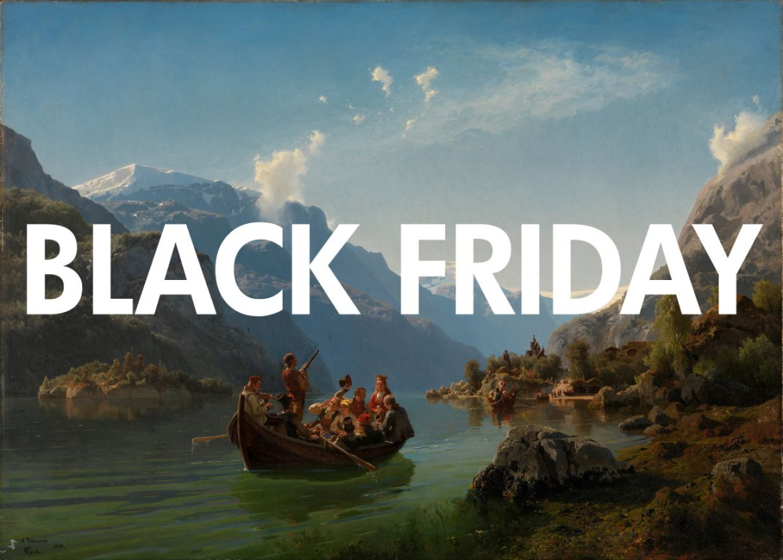 Black Friday i Hardanger