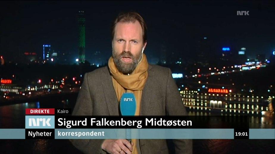 Sigurd Falkenberg Midtøsten