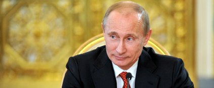 Russlands president Vladimir Putin (foto fra kremlin.ru).