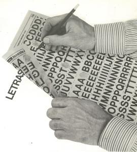 Letraset-gnukking for typografiske nostalgikere.