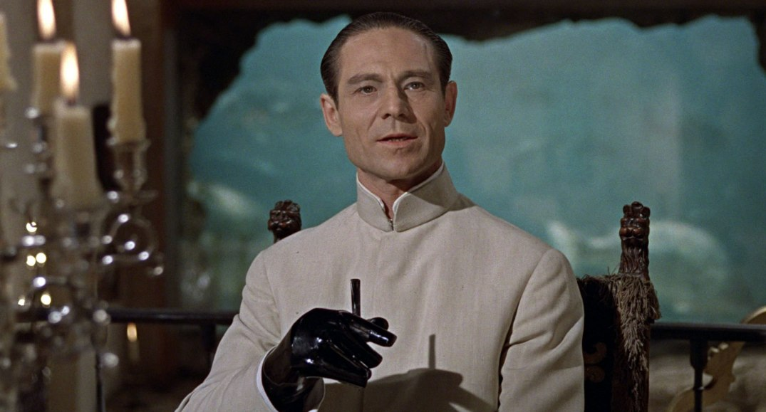 The Americans are fools. I offered my services, they refused. So did the East. Now they can both pay for their mistake. Dr. No, fra 1962-filmen ved samme navn.
