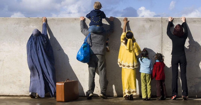 Festung Europa? Fotograf: Schroeder Alain/Den europeiske union