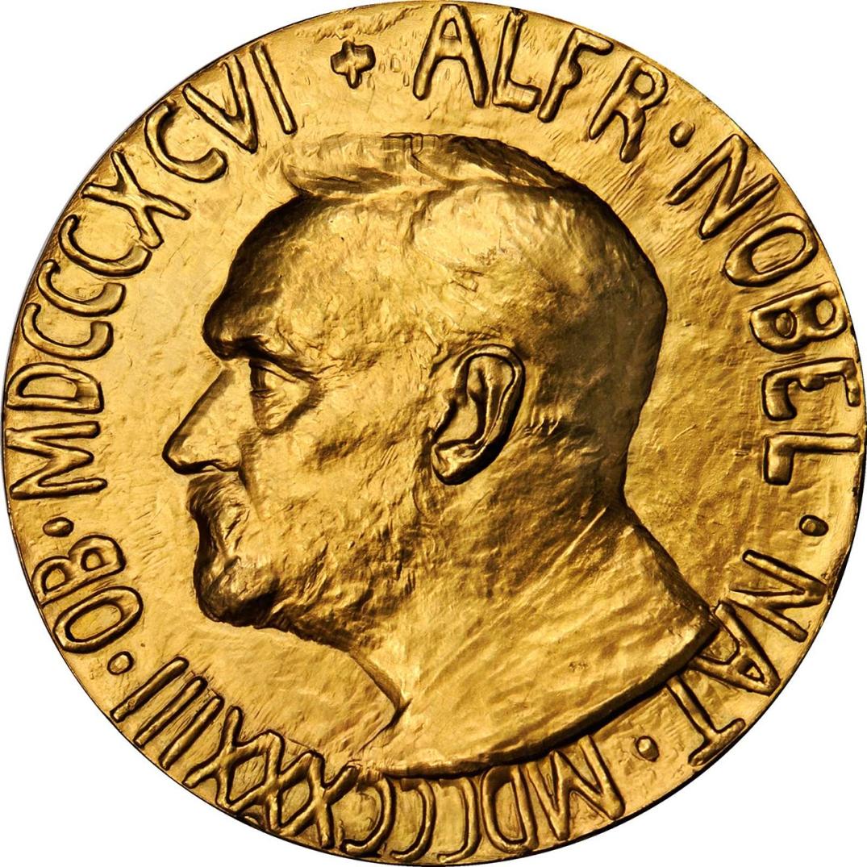 Nobels fredspris.