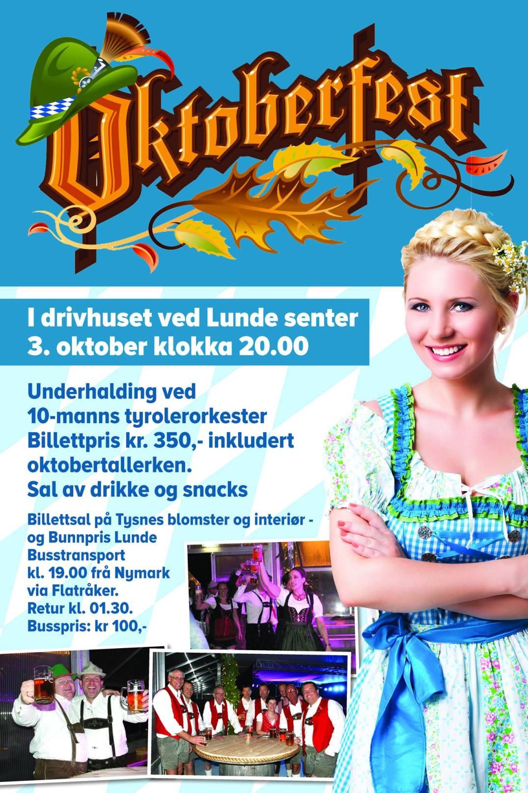 Tysnes Oktoberfest 2015
