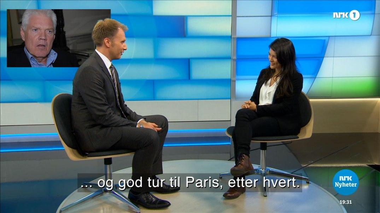 God tur til Paris