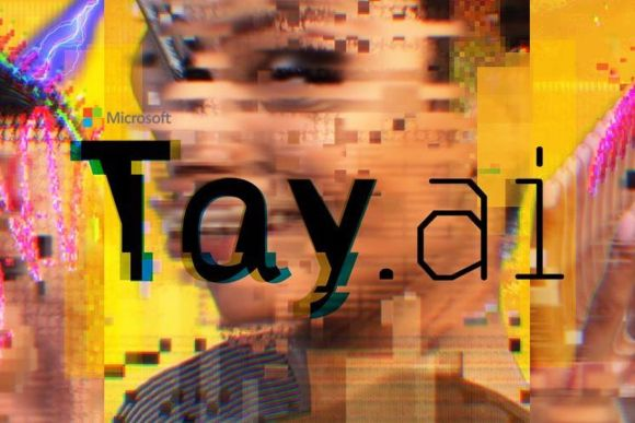 Microsofts beryktede chatbot, Tay.ai.