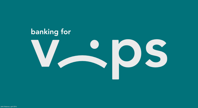 VIP banking by DNB. Bloggers manipulasjon.