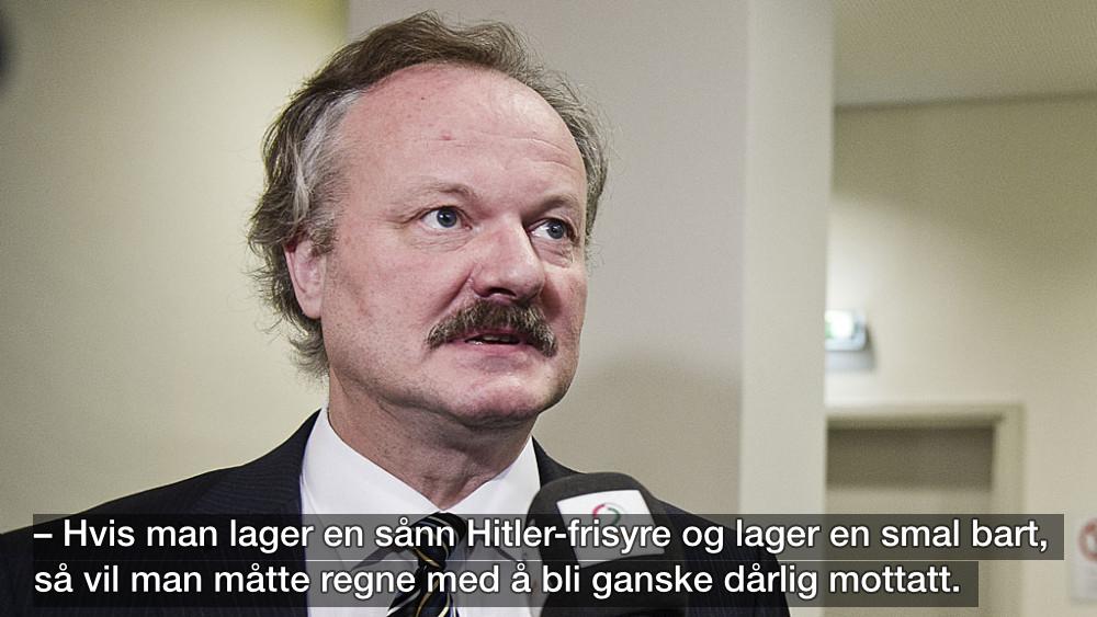 Peter N. Myhre.