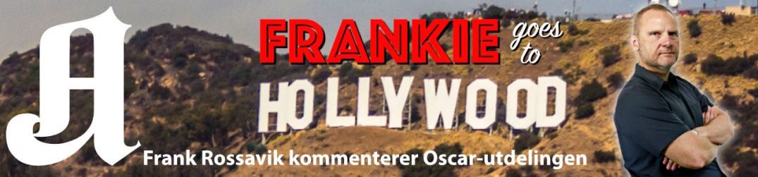 Frankie goes to Hollywood - Frank Rossavik - Aftenposten