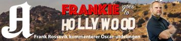 Frankie goes to Hollywood. Bloggers montasje.