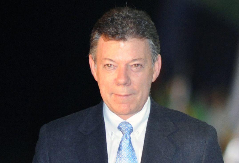 Colombia's president Juan Manuel Santos. Photographer: Fabio Rodrigues Pozzebom/ABr/Wikipedia.