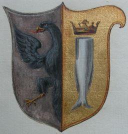 Hanseat-våpenskjold Hansa