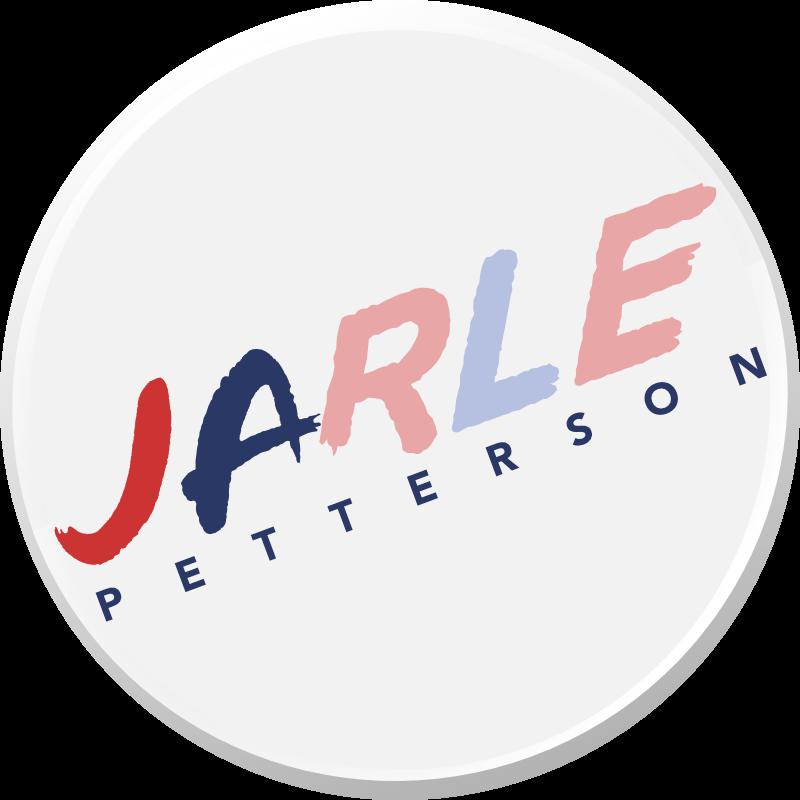 Jarle-button