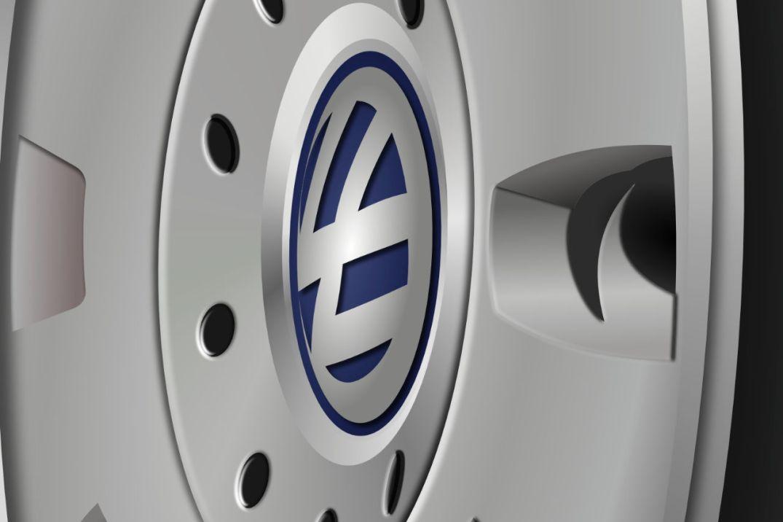 VW hjulkapsel