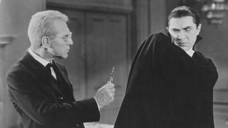 Dracula kors vampyr